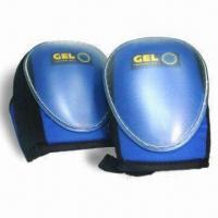 Buy cheap Swivel Cap Knee Pads with Air Injected Gel Foam, Used for Easy Movement from wholesalers