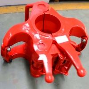 China Handing Tools DDZ Series Elevator As API Standard/Oil Well Drilling Side Door Elevator/Drill Pipe Elevator In Oilfield on sale