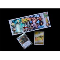 Buy cheap Fun Educational Childrens Board Games , Intelligent Custom Made Kid Friendly Board Games from wholesalers