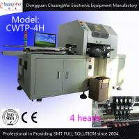 Buy cheap Electronic Feeder PCB Labeling Machine Label Maker Machine 1200×300mm from wholesalers
