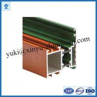 Buy cheap Aluminum price per ton for thermal break profile window and door from wholesalers