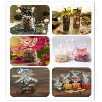 Buy cheap Side Gusset Block Bottom Bags , Chocolate Square Bottom Packaging Bags from wholesalers