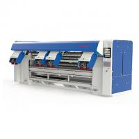 Buy cheap high speed bed sheet feeder with four stations and two lanes from wholesalers