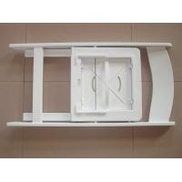 Buy cheap White Resin Folding Chair , Foldable Anti-Static Chair For Commercial Rental from wholesalers