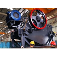 Buy cheap C106 Equivalent Rock Jaw Crusher 110kw 280r/Min Rotation from wholesalers