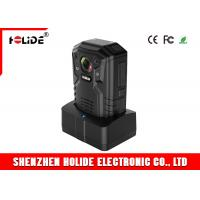 Buy cheap USB Charging Wearable Body Camera GPS 4G LTE Wifi 1296P GPS Positioning Module from wholesalers
