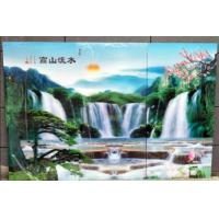 Buy cheap OK3D large 3d lenticular pictures printing motion 3d with motion and flip effect on injekt printer or UV printer from wholesalers