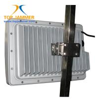Buy cheap 8 Ports 40W Built-in Antenna Jammer Blocker Shield GSM 3G 4G Wifi GPS UHF VHF RF Signal from wholesalers