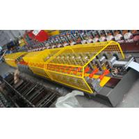 Buy cheap High Speed Steel & Matel Shutter Door Roll Forming Machine 5.5kw 18 Station product