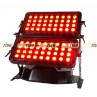 Buy cheap IP65 Outdoor Wall Washer Led Lighting , 72x8w RGBW 4 / 8 Channels Dmx Rgb Led Flood Lights from wholesalers