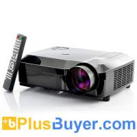 Buy cheap HD Fantasy - Dual Core Android 4.2 HD Projector (2800 Lumens, 2000:1, 1.4GHz, WiFi, Black) from wholesalers