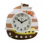 Buy cheap Sailing Boat design digital alarm clock from wholesalers