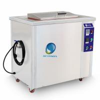 Buy cheap Motorcycle Part 28KHZ Large Capacity Ultrasonic Cleaner To Remove Oils / Metal Debris from wholesalers