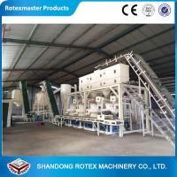 Buy cheap Automatic Fuel Energy Biomass Wood Pellet Production Line for Rice Husk from wholesalers