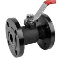 Buy cheap ANSI Stainless Steel Flanged Ball Valve 1/2 - 12 Size Worm Gear Operation from wholesalers