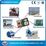 Buy cheap 450000 kcal Biomass Wood Burner / 1.15kw Industrial Pellet Burner For Steam Boiler from wholesalers