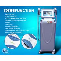 Buy cheap Popular FCA / SPT portable ipl hair removal machine , RF / OPT SHR Beauty Equipment from wholesalers