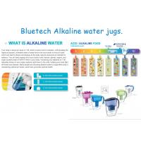 Water Filter Kettle PH increasing with chlorine and heavy metal removing