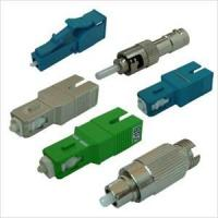 Buy cheap FC, SC, ST, LC  Female to Male Fiber Optic Attenuator for Passive Optical Networks from wholesalers