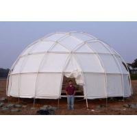 Buy cheap Outdoor Inflatable Bubble Tent For Event , Camping With PVC Tarpaulin Material from Wholesalers