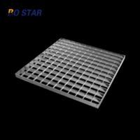 Buy cheap Galvanized Steel Bar Grating Hot Dipped Zinc Heavy Duty Grating from wholesalers
