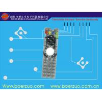 Buy cheap Electrical Sealed Tactile Membrane Switch For Fan , LED Compents from wholesalers