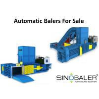 Buy cheap Fully Automatic Horizontal Balers For Sale from wholesalers