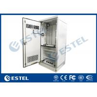 Buy cheap Fans Cooling Outdoor Telecom Cabinet Steel IP55 Double Wall With Heat Insulation from wholesalers