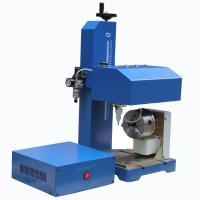 Buy cheap Cnc Batch Code Dot Pin Pin Stamp Marking Machine PMK-G01 for Motorcycle from wholesalers