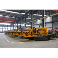 Buy cheap Full Hydraulic Horizontal Directional Drilling Rigs FDP-32 , Self-propelled from wholesalers