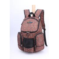 Buy cheap 2016 customzied new design eopard print cool bag backpack for outdoor activities product
