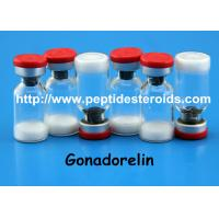 Buy cheap CAS 34973-08-5 Growth Hormone Peptides Gonadorelin for Injection 2mg 10mg from wholesalers