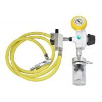 Buy cheap Wall Mounted Hospital Vacuum Extractor Regulator with Pipeline Insert for Medical Gas product