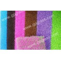 Buy cheap Polyethylene Diy Artificial Turf , Garden / Landscaping Synthetic Grass 30mm Dtex9000 from wholesalers