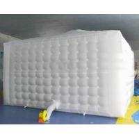 Buy cheap Hot sale used inflatable tent/inflatable cube tent for sale from wholesalers