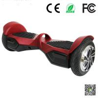 Buy cheap Most popular portable Metal Matte 2 wheel Smart Self Balancing Electric Scooter with Handle Ring from wholesalers