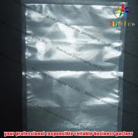 Buy cheap Clear Channell Food Vacuum Seal Bags With Zipper For Biscuit Packaging from wholesalers