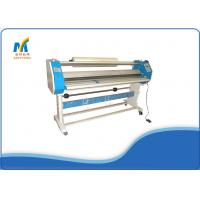 Buy cheap Blue Electric Cold Laminator Automatic 1600 Mm Width With Micro Processor Controller from wholesalers