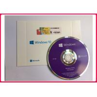 Buy cheap OEM Key Windows 10 Pro Retail Box 64bit Original Online Activation product