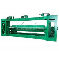 Buy cheap Spindle Veneer Rotary Peeling Lathe 3300m Length x φ2200mm For Face Veneer 0.2-2.6mm from wholesalers