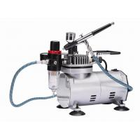 Buy cheap Professional Silent Mini Air Compressor Oil Free Easy To Carry TC-20BK product