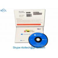 Buy cheap Microsoft Windows 10 Home Product Key DVD Pack Italian International from wholesalers