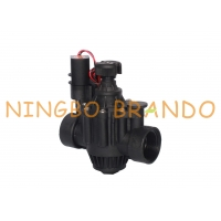 Buy cheap 12V DC Water Electric Plastic Solenoid Valve For Garden Agriculture Irrigation from wholesalers