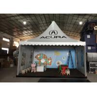 High Reinforced Aluminum Garden Wedding Tent 3m X 3m - 10m X 10m For Trade Shows
