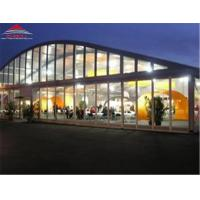 Buy cheap Aluminum Clear Span Outdoor Party Garden Marquee Tent With PVC Sidewalls from wholesalers