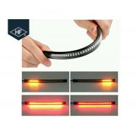 Buy cheap Flexible Soft 12V Aftermarket Motorcycle Lights Strip For Rear Tail Brake Stop from wholesalers