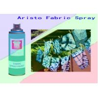 Buy cheap Colors Fabric Spray Paint  Alcohol Based  No Toxic Virtually Odorless product