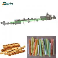 Buy cheap Darin Pet Dog Food Extruder Animal Food Processing Machine With PlC Control from wholesalers