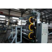 Buy cheap High Efficiency Automatic Plastic Production Line For PE / PC from wholesalers