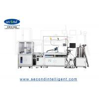 Buy cheap SEC-1880GL Domestic Reverse Osmosis Element Semi Automatic RO Water Filter Rolling Wounding Roller Machine from wholesalers